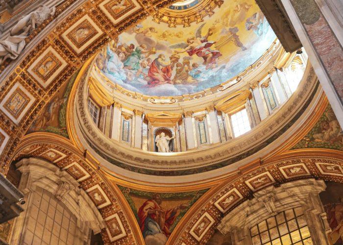 St. Peter's Basilica, Piazza San Pietro, Vatican City